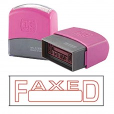 AE Flash Stamp - Faxed