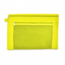 CBE 1026 Zip Document Bag (A4) - Yellow (Item No: B10-99YL) A1R3B144