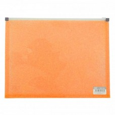 CBE 132A PP Zip Holder - Orange (Item No: B10-03 O) A1R3B160