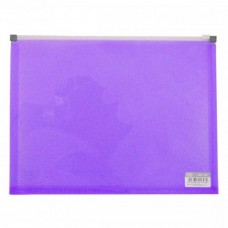 CBE 132A PP Zip Holder - Violet (Item No: B10-03 V) A1R3B160