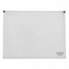 CBE 132A PP Zip Holder - White (Item No: B10-03) A1R3B160