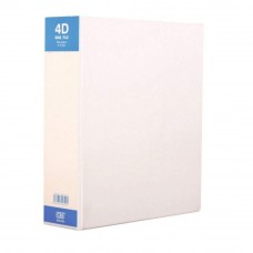 CBE 4D6404 PVC 4-D 40MM Ring Binder File (A4) (Item No: B10-74)