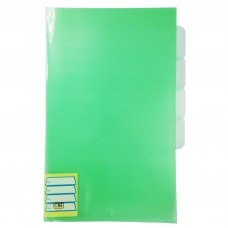 CBE 803F PP Document Holder (F4)-green (Item No: B10-101) A1R3B146