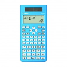 Canon F-718S-BL Scientific Calculator (Blue)