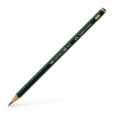 Faber-Castell 9000 Graphite Pencil F