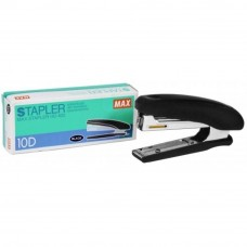MAX HD-10D Manual Stapler - 20 sheets Capacity - BLACK (Item No: B07-11 HD10D) A1R2B243