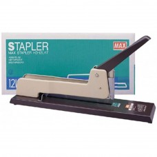 MAX HD-12L/17 Heavy Duty Manual Stapler - 160 sheets Capacity (Item No: B07-40) A7R1B36