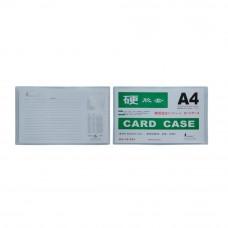A4 Card Case