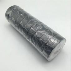 PVC Insulating Tape/WireTape Black 18mm x 7m - 10roll