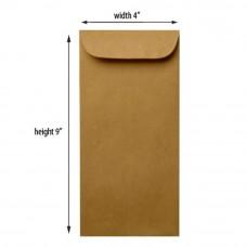 Brown Envelope - Manila - 9.5-inch x 4-inch