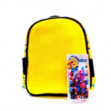 Puzzle Bag Medium Size Yellow (888)
