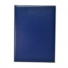 1170A Certificate Holder (with sponge) - Dark Blue