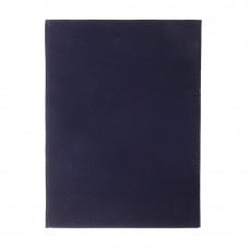Certificate Holder (Velvet) - Blue