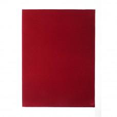 Certificate Holder (Velvet) - Maroon