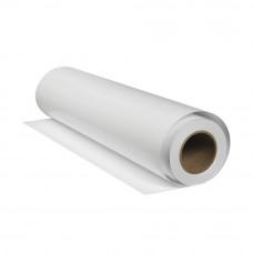 Economic Matte White Vinyl Sticker (1.52m x 50m)