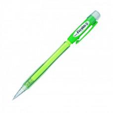 Pentel AX105D Fiesta Auto Pencil 0.5mm Green