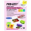 Prinzet Iron-On Transfer Paper - Light Textiles - A4 - 10 sheets per pack (iTEM nO: PRINZ IRON L A4) A1R4B169