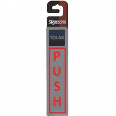 Signzone P&S Metallic -45190 PUSH LINE ( ITEM NO : R01 83 )