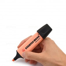 Stabilo Boss Pastel Orange Highlighter (70/126)