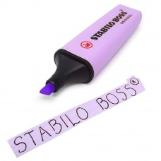 Stabilo Boss Pastel Purple Highlighter (70/155)