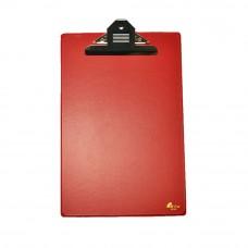 EMI 1496 Jumbo Clipboard F4 - Red