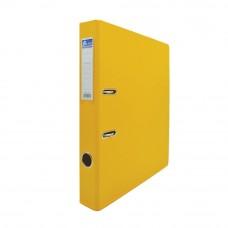 EMI PVC 50mm Lever Arch File F4 - Yellow