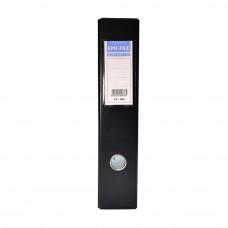 EMI PVC 75mm Lever Arch File A4 - Black