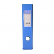 EMI PVC 75mm Lever Arch File A4 - Light Blue