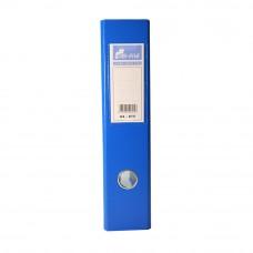 EMI PVC 75mm Lever Arch File A4 - Sea Blue
