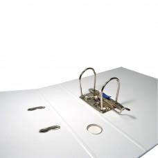 EMI PVC 75mm Lever Arch File A4 - White