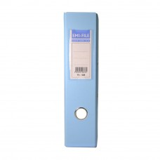 EMI PVC 75mm Lever Arch File F4 - Fancy Blue