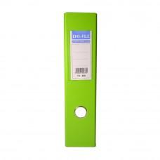 EMI PVC 75mm Lever Arch File F4 - Fancy Green