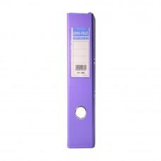 EMI PVC 75mm Lever Arch File F4 - Fancy Purple