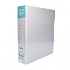K2 50mm 4A 2D Ring File