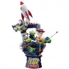 Disney Diorama D-Select Series Exclusive 6-Inch Statue - Toy Story (DS-007)