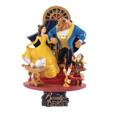 Disney Diorama Stage - Beauty and the Beast (DS-011)