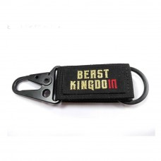 Beast Kingdom Series BK10TH Key Chain - (Black, F)