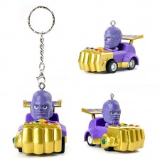 Avengers: Infinity War Pull back car keychain series Thanos