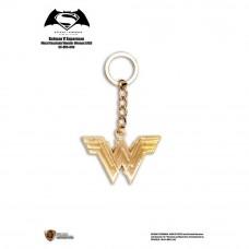 Batman V Superman: Metal Keychain - Wonder Women Logo (KC-BVS-006)