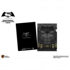 Batman vs Superman: Dawn of Justice BVS L Folder - Batman Bust Armor (LF-BVS-003)