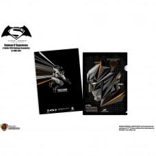 Batman vs Superman: Dawn of Justice BVS L Folder - Batman Geometry (LF-BVS-001)