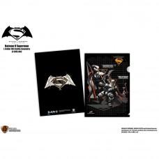 Batman vs Superman: Dawn of Justice BVS L Folder - Battle Geometry (LF-BVS-002)