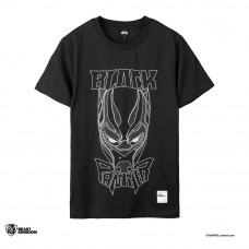 Black Panther: Black Panther Tee Series - Black, S