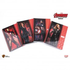 Marvel Avengers: Age of Ultron - Captain America (Notebook)