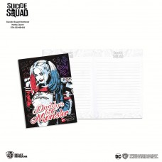 Suicide Squad: Notebook - Harley Quinn (STA-SS-NB-002)