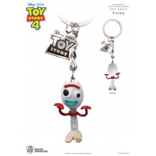 Toy Story 4 : Egg Attack Keychain Series - Forky