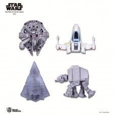 Disney Star Wars 3D Magnet 4 in 1 (STA-SW-MAG-005)