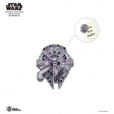 Disney Star Wars 3D Vehicle Magnet Millennium Falcon (STA-SW-MAG-001)