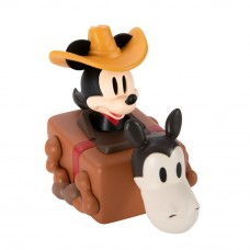 Classic Mickey: Pull Back Car Series - Cow Boy (Colour)