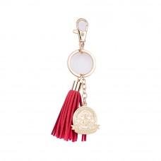 Classic Mickey Series: Tassel Keychain - Steamboat Willie